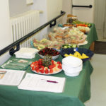 Fruehstuecksbuffet kl