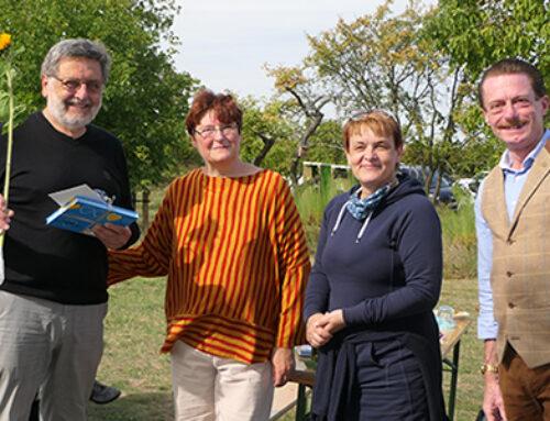 Dankeschön-Feier für die ehrenamtlichen Familienbegleiter und Helfer in Potsdam, Umland und Stadt Brandenburg