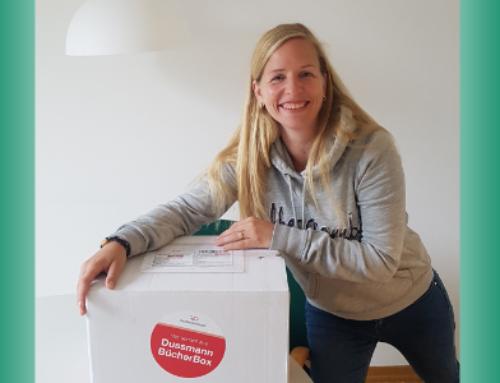 Neue Dussmann-Group-Spendenbox im Wert von 500 €