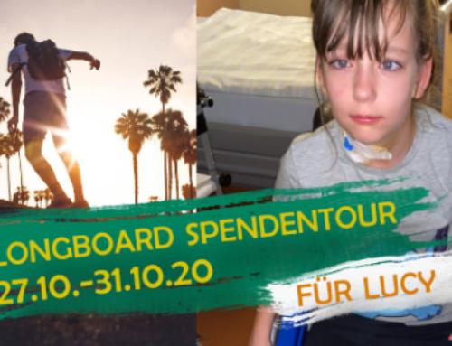 Longboard Spendentour für den KINDERHILFE e.V. – 27.10.-31.10.2020
