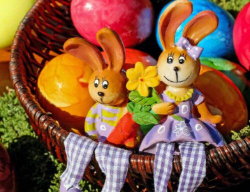 """Familie Weh entdeckt für uns den Frühling – """"Die Ostersuche"""""""