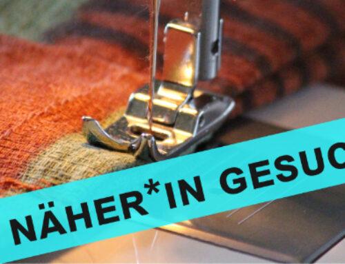 NÄHER*IN GESUCHT für Gardinen/Vorhänge im Barbara-Schulz-Haus