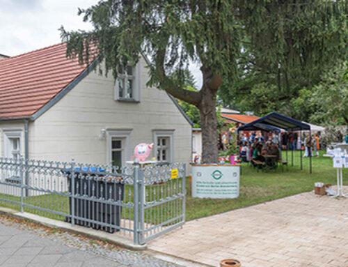Eröffnung des Barbara Schulz Hauses in Reinickendorf