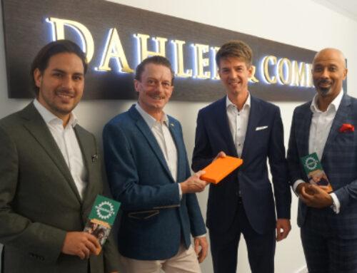 Dahler & Company Berlin GmbH & Co. KG spendet 5000€