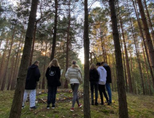 Jugendtrauerreise vom 11. – 15. Oktober 2021 in den Niederen Fläming
